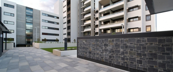 Apartment Landscaping Canberra Photo
